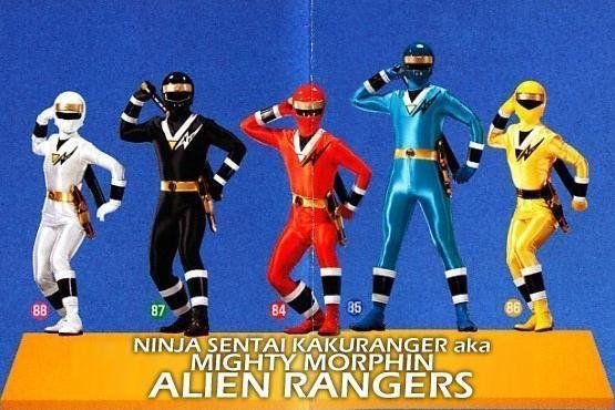 Ninja Sentai Kakuranger Ninja Sentai Kakuranger by Winkels on DeviantArt