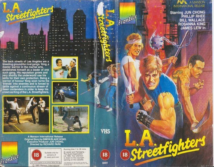 Ninja Turf Cult Trailers Ninja Turf 1985 aka LA Streetfighters