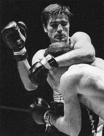 Nino Benvenuti Nino Benvenuti vs Doyle Baird 1st meeting BoxRec