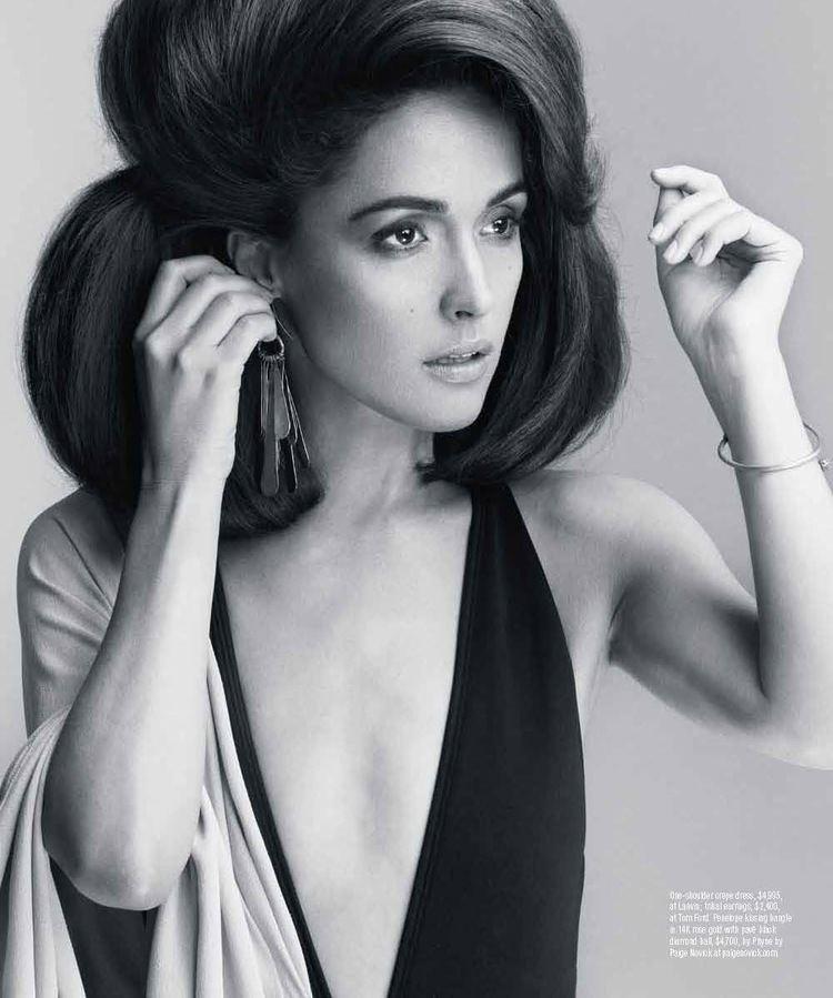Nino Muñoz Nino Muoz photographs actress Rose Byrne for Modern Luxury