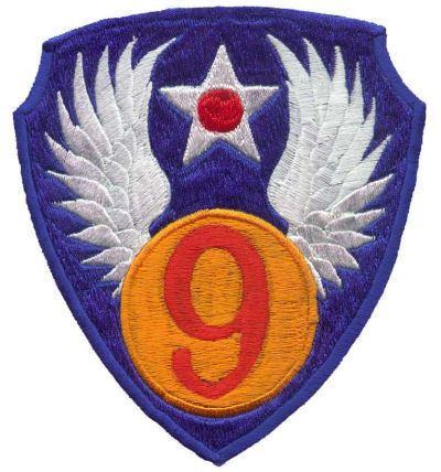 Ninth Air Force Ninth Air Force 1942 Wikipedia