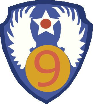 Ninth Air Force IX Fighter Command Wikipedia