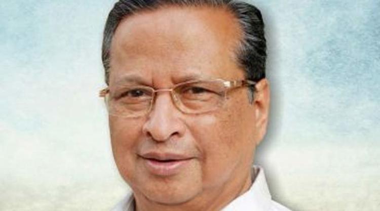 Niranjan Patnaik Rats wrecking Congress from within Senior party leader Niranjan