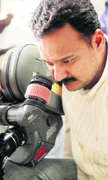 Nirav Shah Thiru Completes Nirav Shah In Kreedam Ajithfans Actor