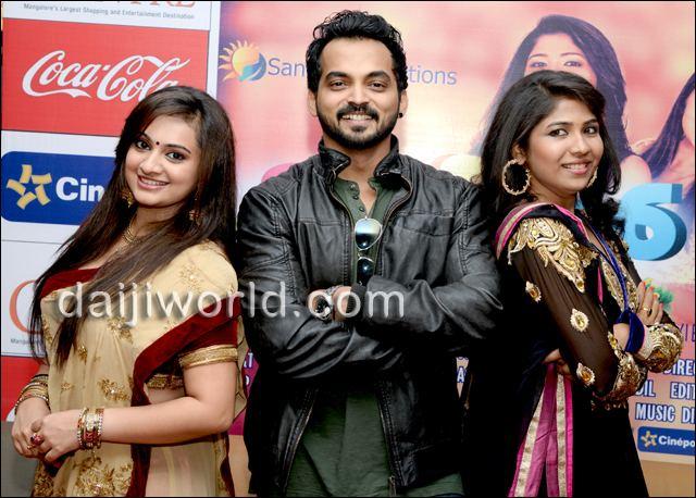 Nirel Mangalore Nirel Tulu movie gets rousing response in city