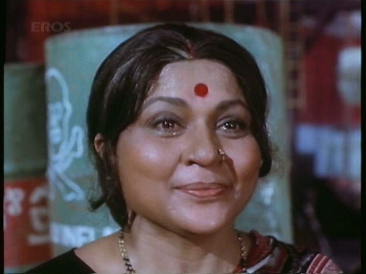 Nirupa Roy Nirupa Roy Cinema Chaat