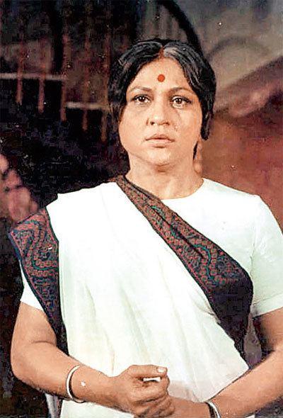 Nirupa Roy Post Alok Nath amp Neil Nitin Mukesh Nirupa Roy becomes the