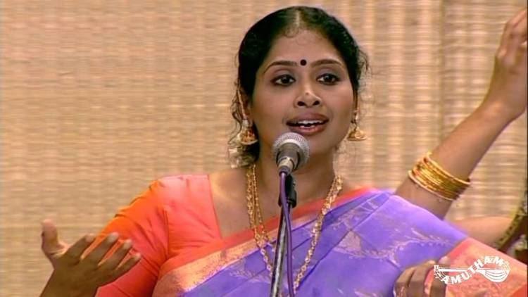 Nithyasree Mahadevan Vara Vendum Shaswathi Nithyashree Mahadevan YouTube