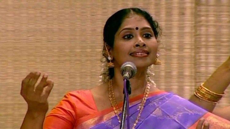 Nithyasree Mahadevan Rama Bhakthi Shaswathi Nithyashree Mahadevan YouTube