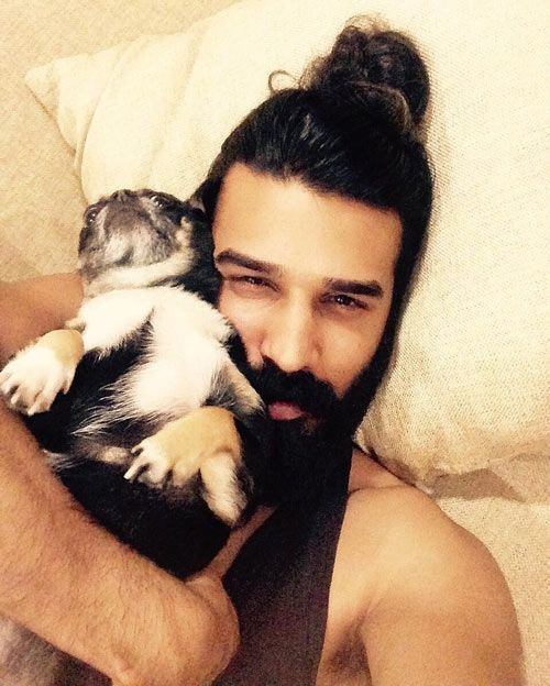 Nitin Chauhaan Nitin Chauhan On How His Beard Makes Him Stand Out In A Crowd