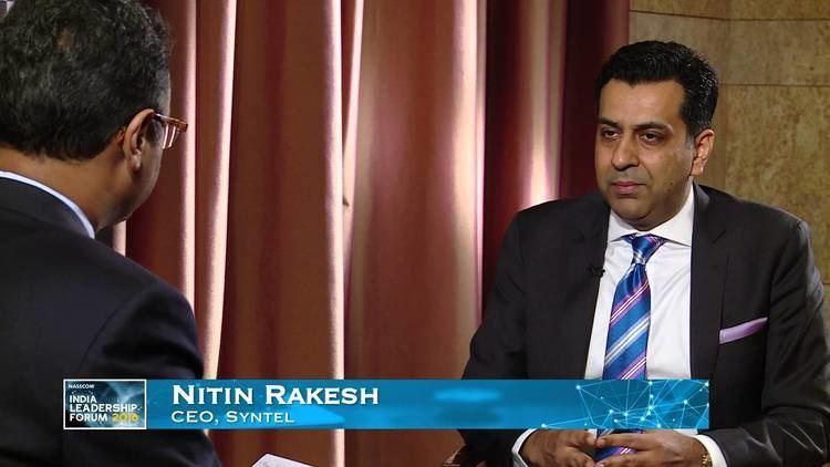 Nitin Rakesh Why Real Time Biz Will Drive The IT Sector Nitin Rakesh CEO
