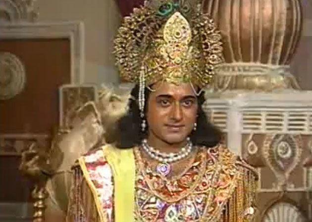 Nitish Bharadwaj Nitish Bhardwaj to Play Lord Krishna After 25 Years Feels
