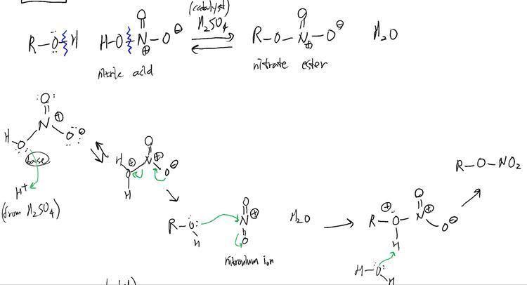 Nitrate ester httpsistackimgurcomshA3Kjpg