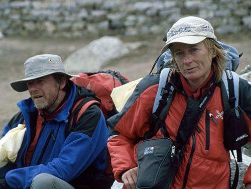Nives Meroi Everest K2 News ExplorersWeb Breaking news Nives Meroi