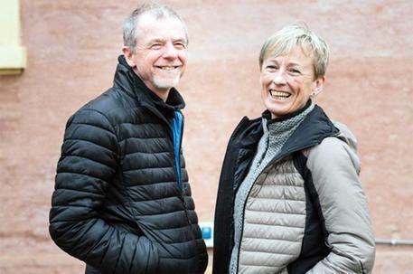 Nives Meroi Nives Meroi e Romano Benet italiana la prima coppia a scalare
