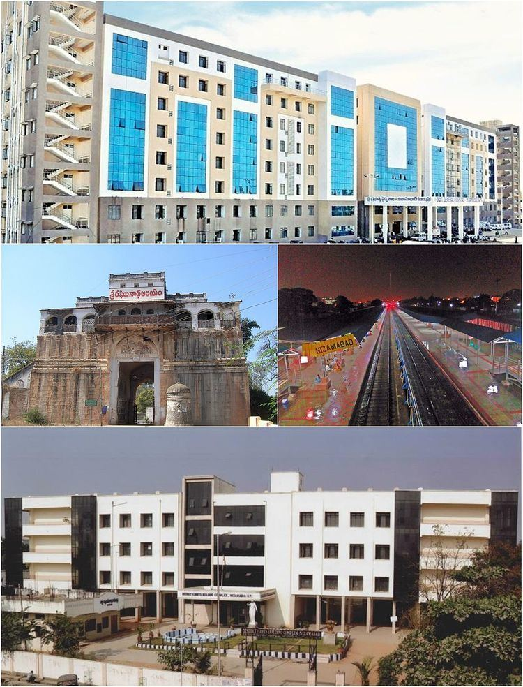 Nizamabad Telangana Wikipedia