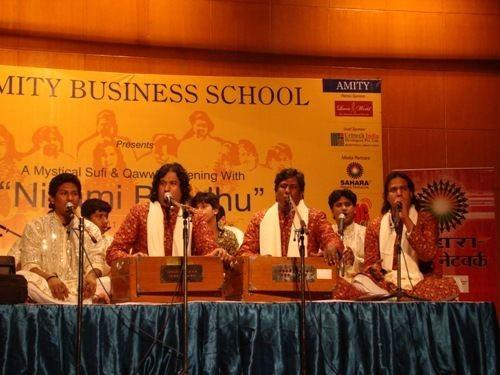 Nizami Bandhu Amity Business School organises A Mystical Sufi amp Qawalli