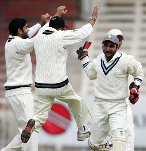 Nizel Fernandes (Cricketer)