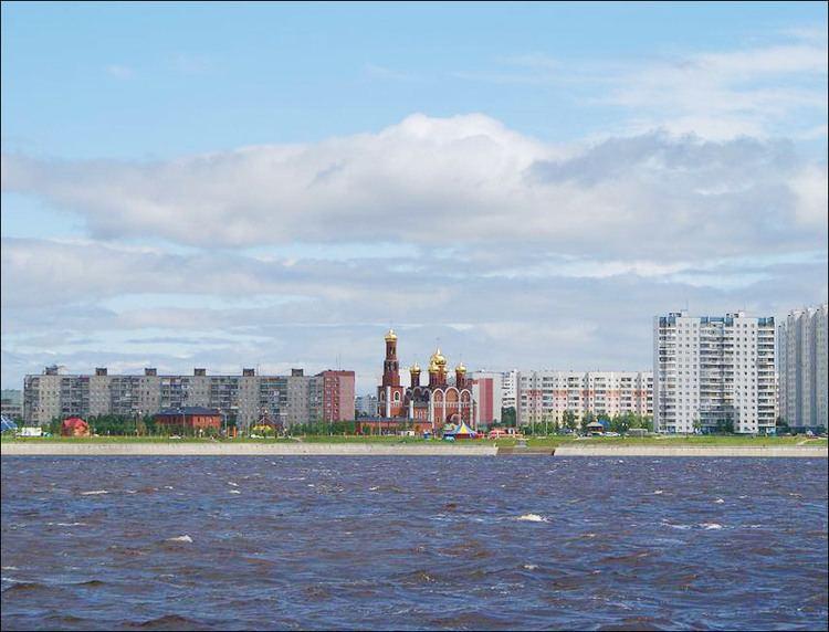 Nizhnevartovsk in the past, History of Nizhnevartovsk