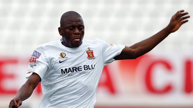 Njongo Priso Forwardlooking Priso seizes AEK chance timesofmaltacom