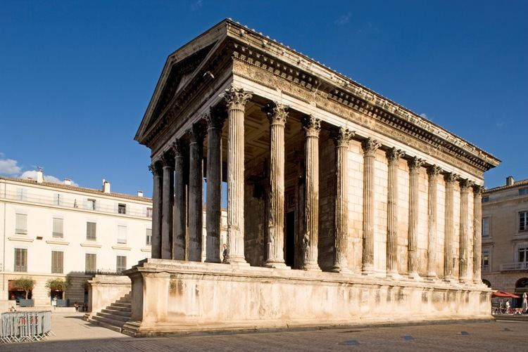 Nimes in the past, History of Nimes