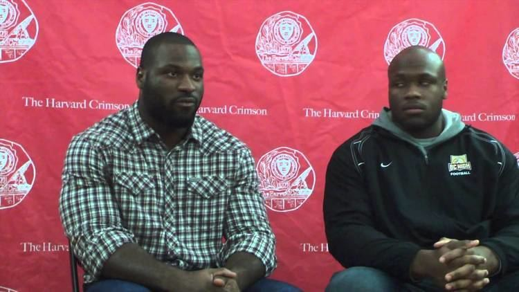 Nnamdi Obukwelu Men in the Middle Harvard39s Obukwelu Brothers YouTube