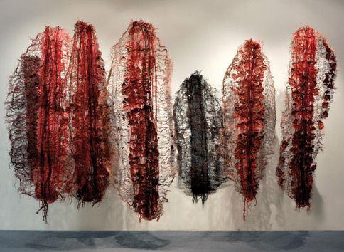 Nnenna Okore October Gallery NNENNA OKORE Metamorphoses