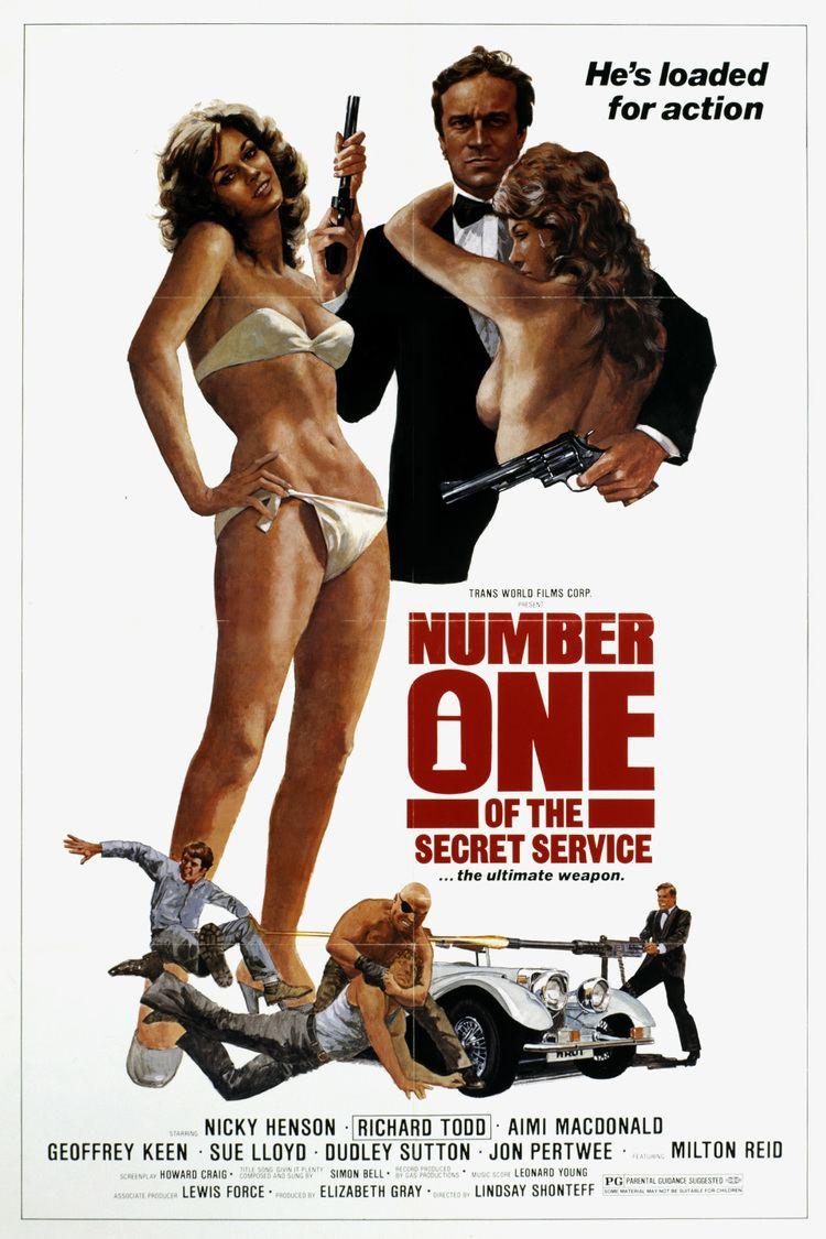 No. 1 of the Secret Service wwwgstaticcomtvthumbmovieposters55089p55089
