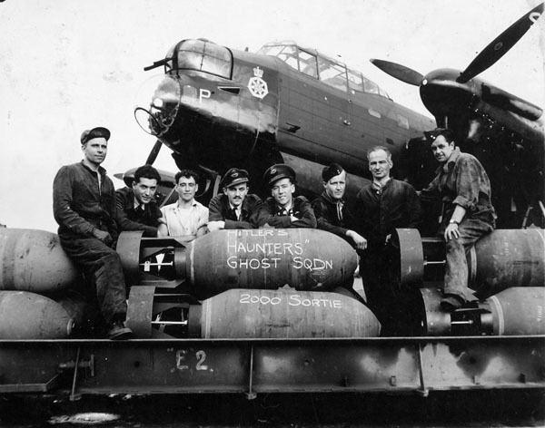 No. 428 Squadron RCAF