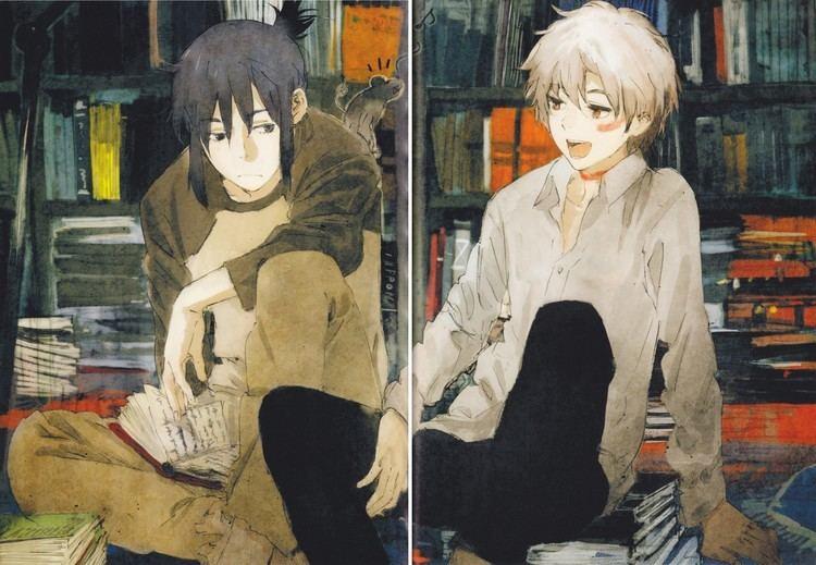 No. 6 No6 Toi8 Design amp ArtWorks Zerochan Anime Image Board