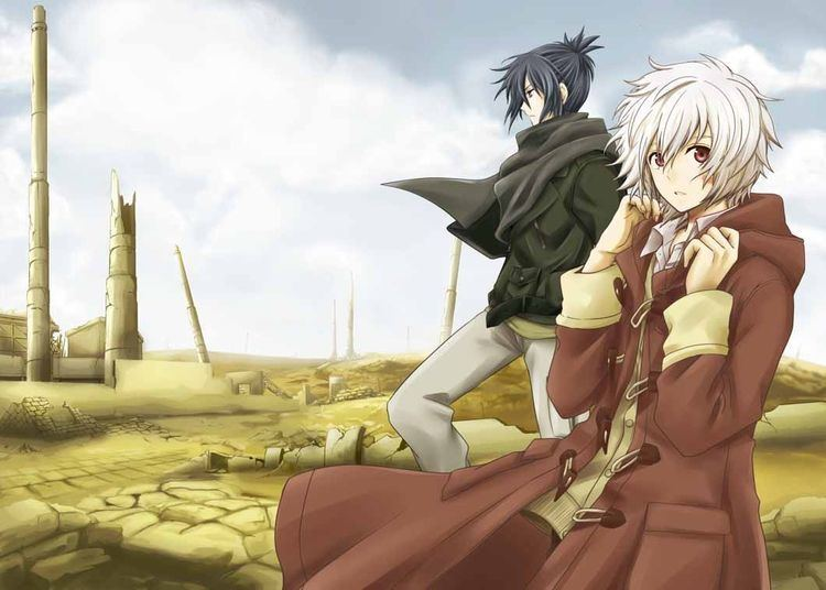 No. 6 17 Best images about NO6 on Pinterest Anime love Fan art and