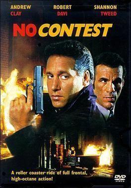 No Contest (film) movie poster