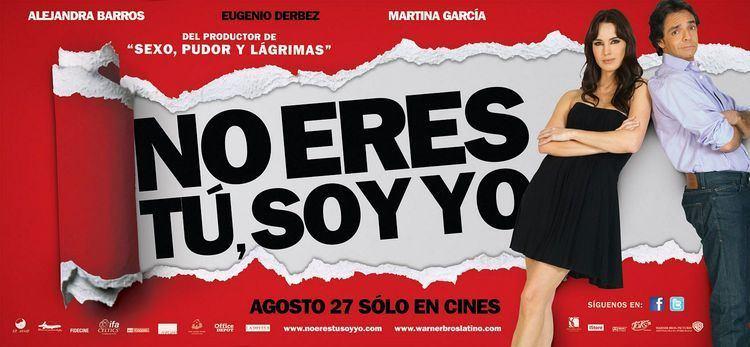 No eres tú, soy yo Film Screening No eres t soy yo UoB Mexican Society