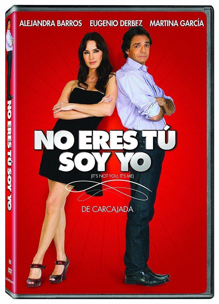 No eres tú, soy yo Amazoncom No Eres Tu Soy Yo Eugenio Derbez Martina Garcia
