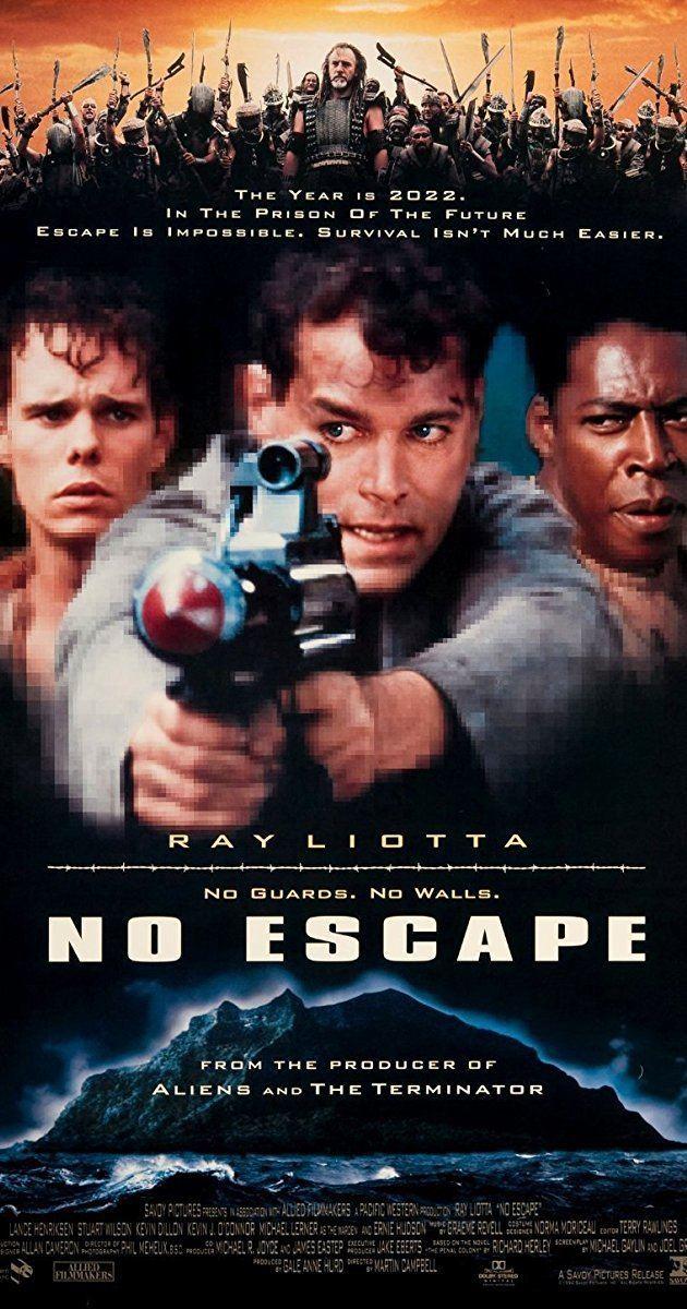 No Escape (1936 film) No Escape 1994 IMDb