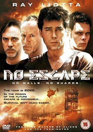 No Escape (1994 film) No Escape DVD 1994 Amazoncouk Ray Liotta Lance Henriksen