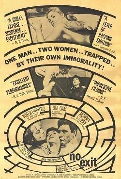No Exit (1930 film) No Exit 1962 film Wikipedia