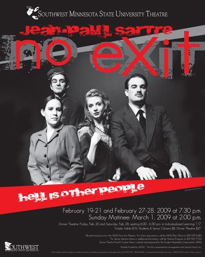 No Exit (1962 film) No Exit Southwest Minnesota State University