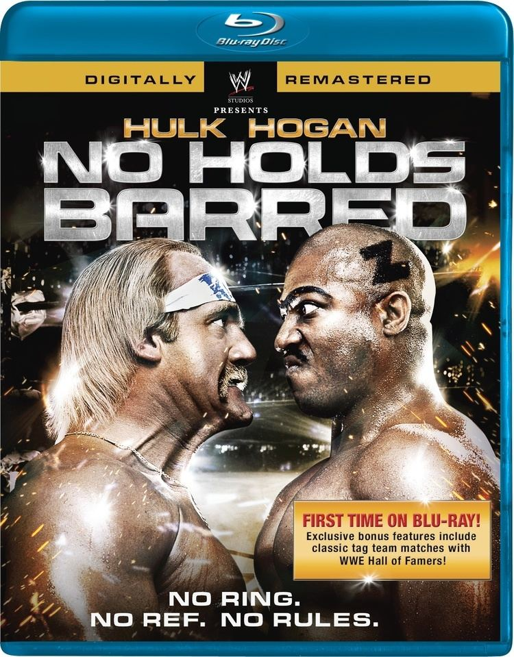 No Holds Barred (1989 film) No Holds Barred Bluray