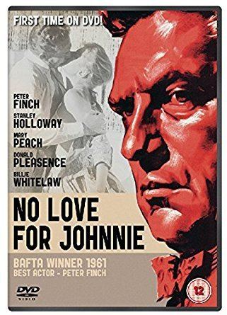 No Love for Johnnie No Love For Johnnie DVD Amazoncouk Peter Finch Stanley