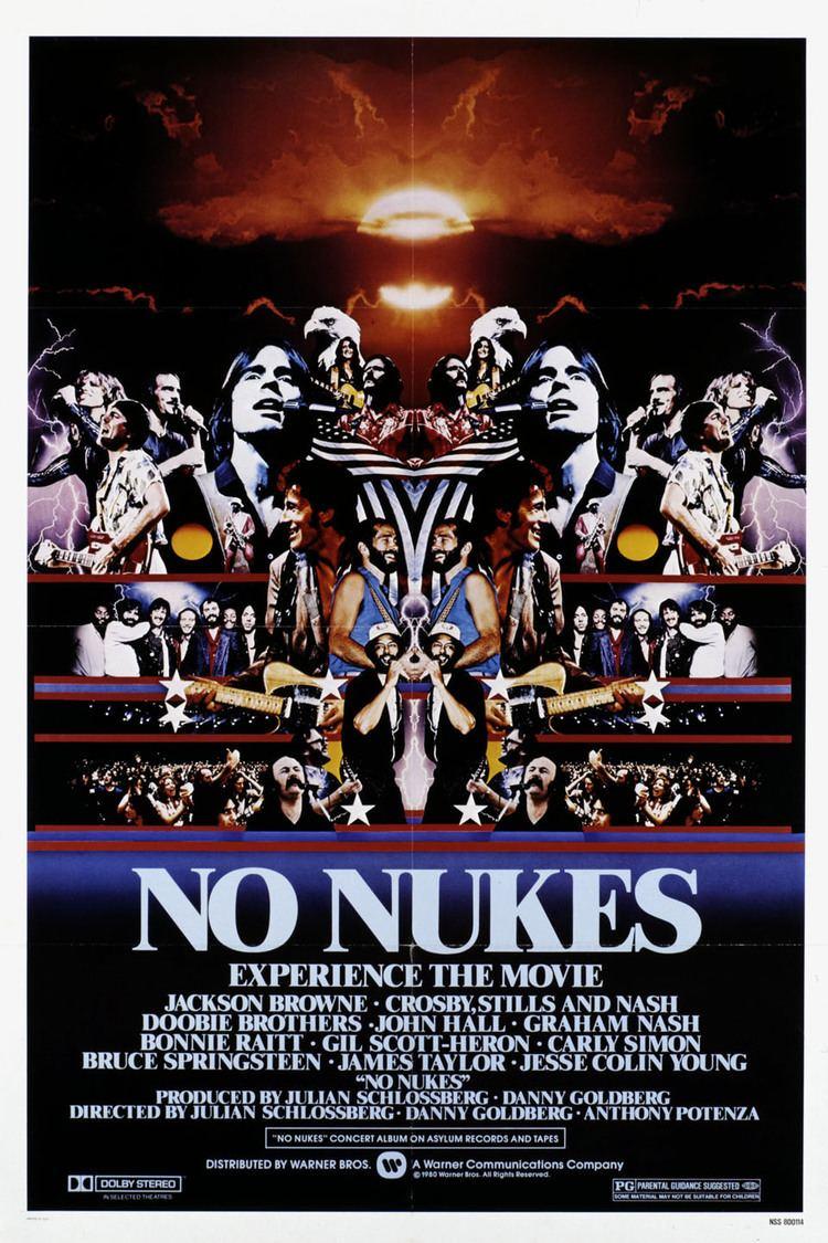 No Nukes (film) wwwgstaticcomtvthumbmovieposters103660p1036
