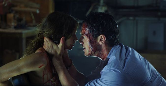 No One Lives movie scenes No One Lives is a nasty bloody movie and it was nice to see some different methods of inflicting pain used here In particular there is one key scene