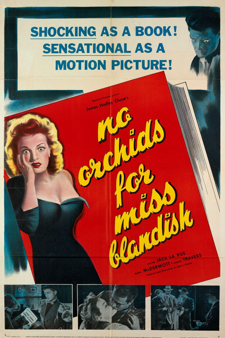 No Orchids for Miss Blandish (film) wwwgstaticcomtvthumbmovieposters29746p29746