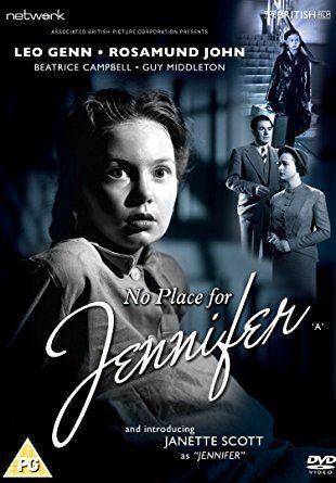 No Place for Jennifer No Place for Jennifer DVD Amazoncouk Leo Genn Rosamund John