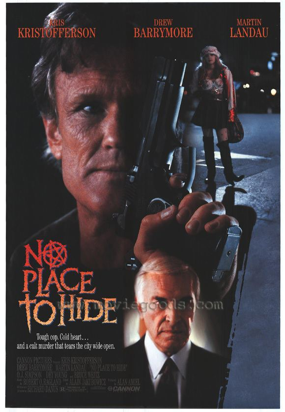No Place to Hide (1993 film) No Place to Hide Movie Posters From Movie Poster Shop