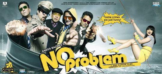 No Problem Review By Komal Nahta Koimoi
