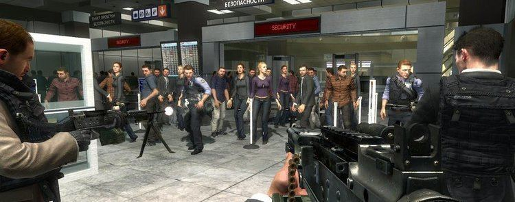No Russian Modern Warfare 2 designer explains the thinking behind No Russian