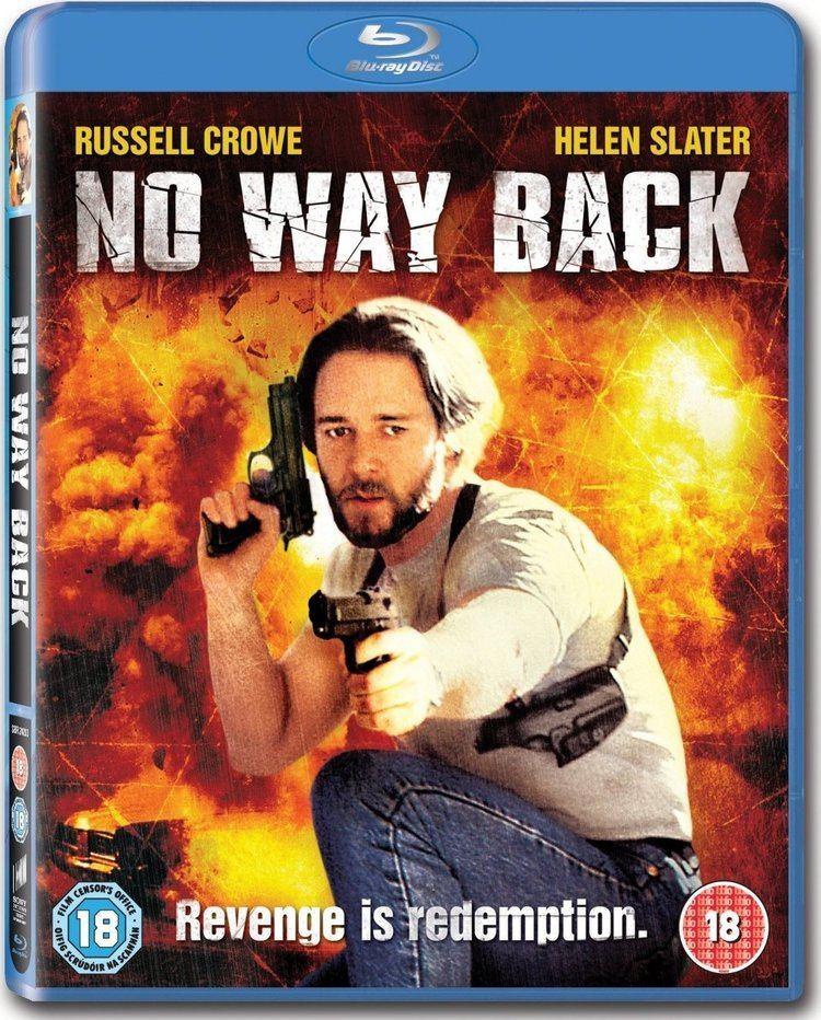 No Way Back (1995 film) No Way Back Bluray United Kingdom