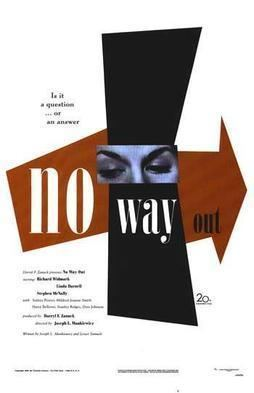 No Way Out (1950 film) No Way Out 1950 film Wikipedia