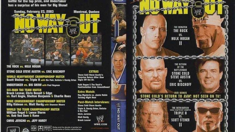 No Way Out (2003) - Alchetron, The Free Social Encyclopedia